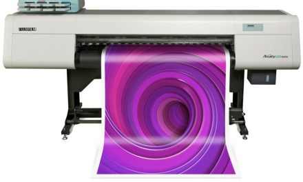 Alphagraphics introduces Fujifilm Acuity LED to Ireland