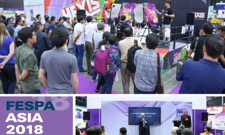 FESPA Asia 2018 the key event for ASEAN region