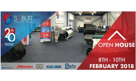 Sabur Ink Systems to host an Open House event