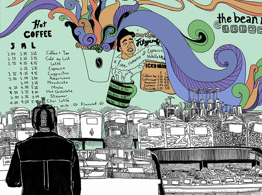 Caffeinated Karen Project – Karen Sung.