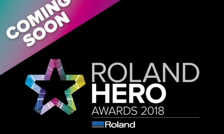Roland DG launches the Roland Hero Awards 2018