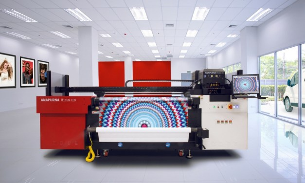 Agfa to unveil the Anapurna H1650i LED at Sign & Digital UK