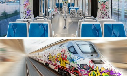 3M's anti-graffiti products reduce costs and time