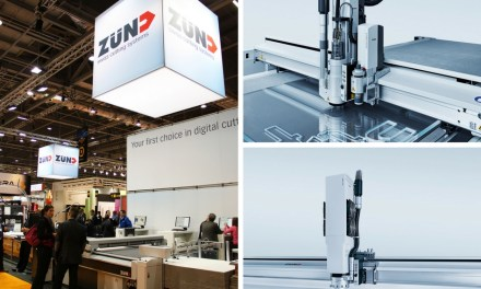Zünd UK team to unveil the latest cutting innovations