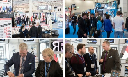 European Sign Expo 2018 the largest event to date