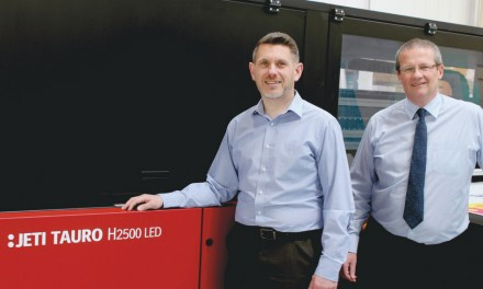 JPL Print & Design selects an Agfa Jeti Tauro to boost production