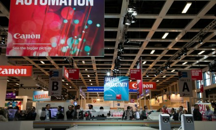 Canon demonstrates customer routes to success at FESPA