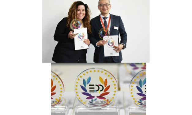 Mimaki wins two EDP Awards at FESPA 2018