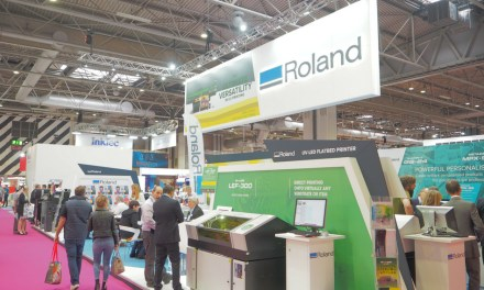 An impressive showing from Roland DG
