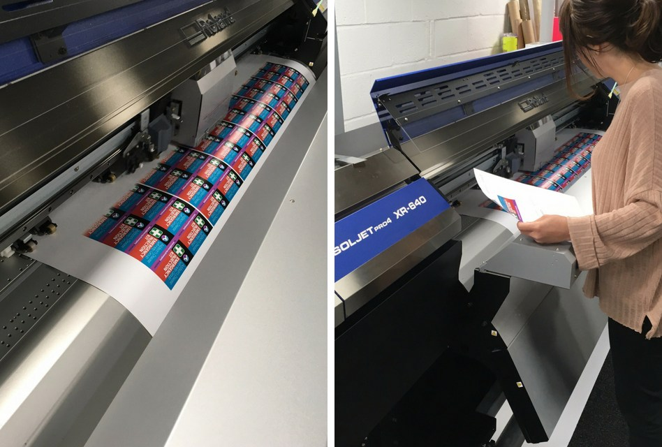 Roland helps Handy Labels to extend market reach