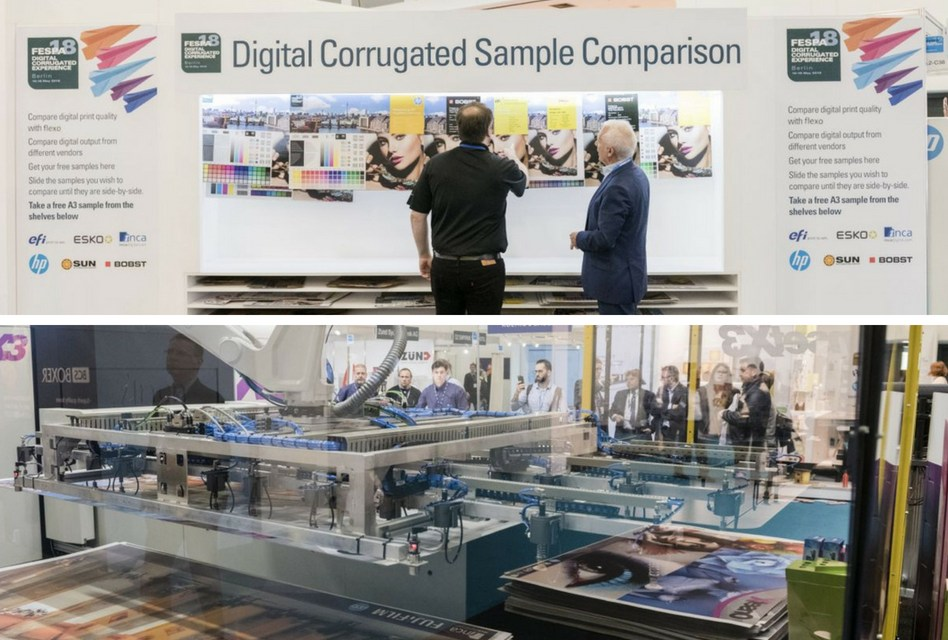 First FESPA Digital Corrugated Experience a hit