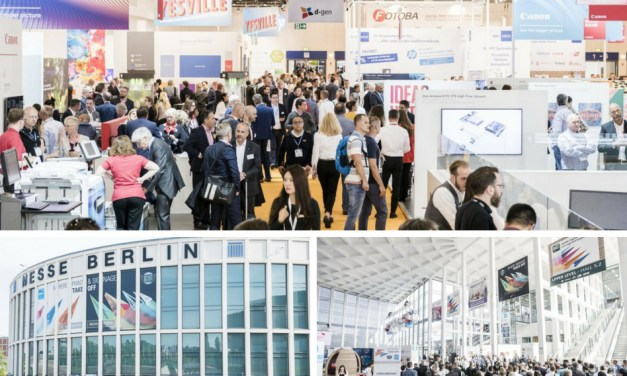 FESPA 2018 attracted over 20,000 visitors