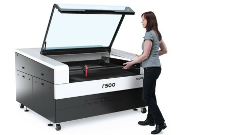 Trotec launches the entry-level R500 laser cutter