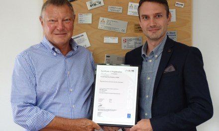 Brunel Engraving achieves ISO 9001 2015 accreditation