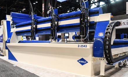 AXYZ to introduce new waterjet cutting solutions