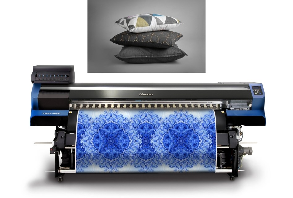 Hybrid introduces the new Mimaki TS55 digital textile printer