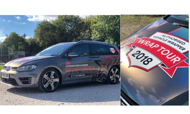 Top vehicle wrappers gear up for 3M Wrap Tour