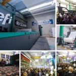 EFI introduces the Reggiani BOLT digital textile printer