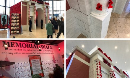 The Menin Gate Memorial reimagined