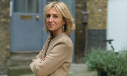 Sahar Hashemi is keynote speaker at Sign & Digital UK 2019