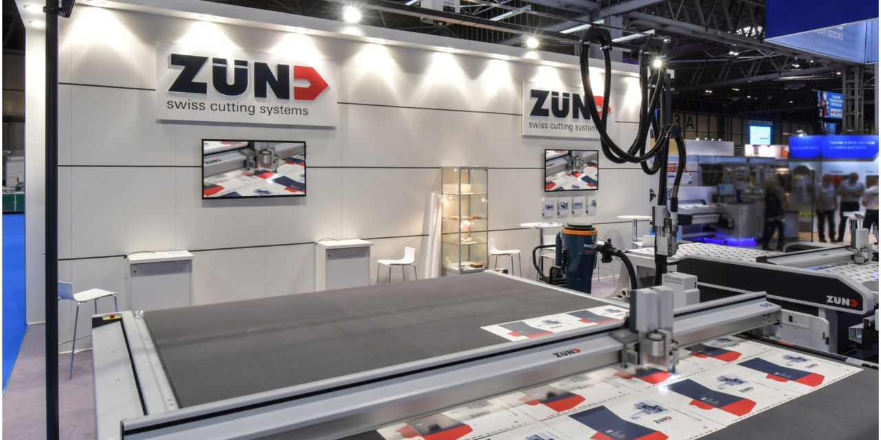 Zünd UK's cutting-edge technology reaps rewards