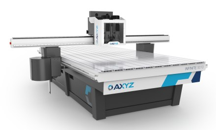 AXYZ Infinite sets new benchmark
