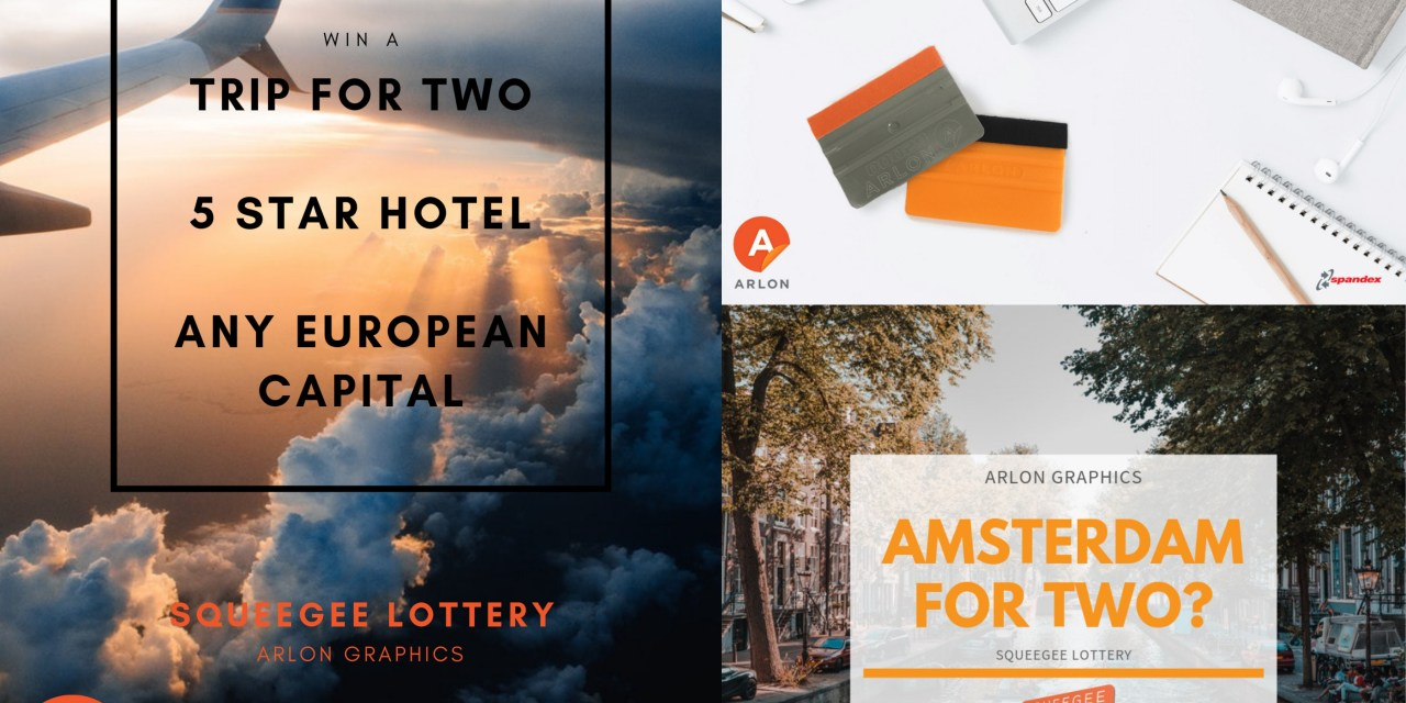 Win a five-star trip with Spandex and Arlon