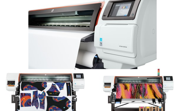 HP launches a new series of digital textile printers