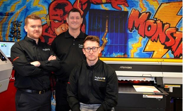 Hybrid expands its sales and technical teams