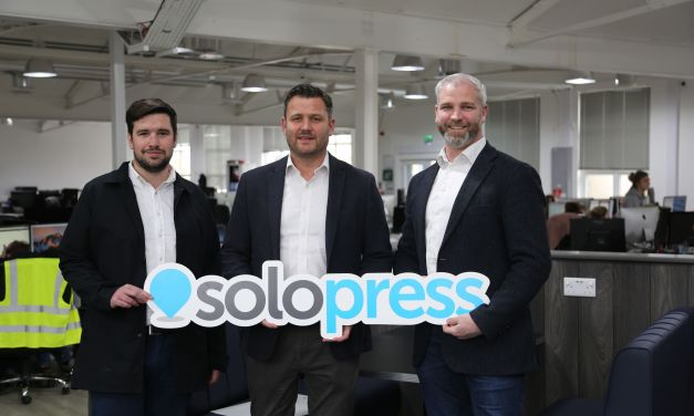 Solopress increases capacity with two Agfa Anapurnas