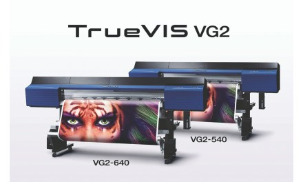 Roland DG offers TrueVIS VG2 discovery workshops