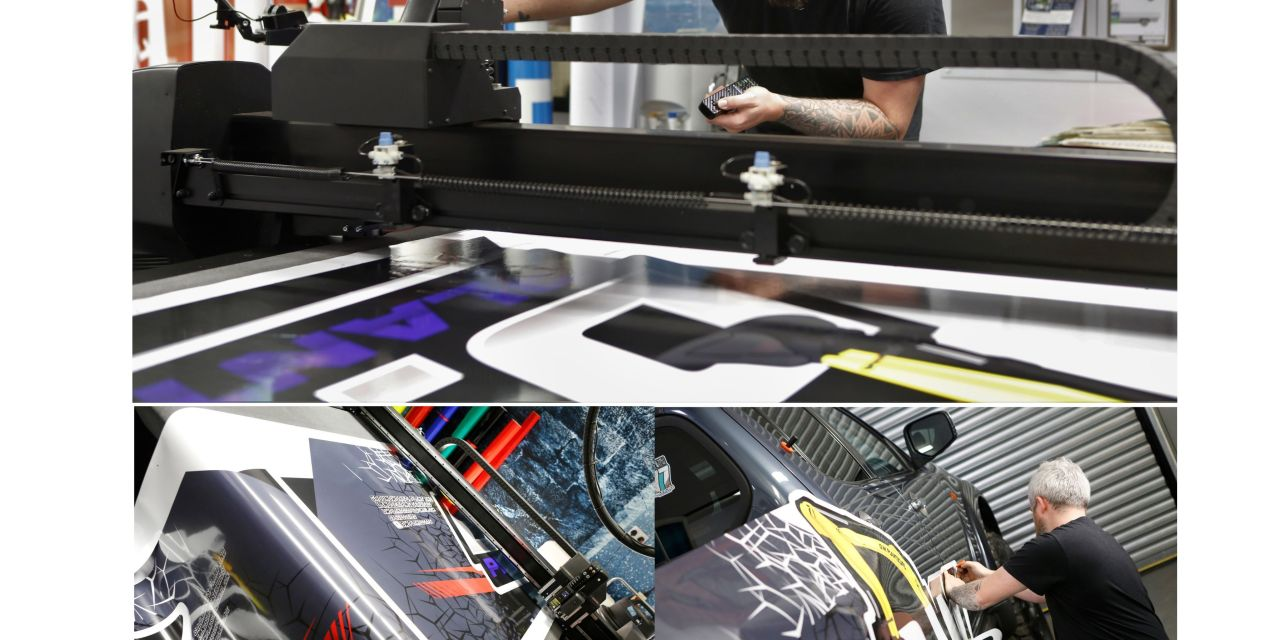 The Wrap Shop selects a Summa F cutter
