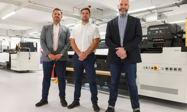 Solopress acquires two new Anapurna printers