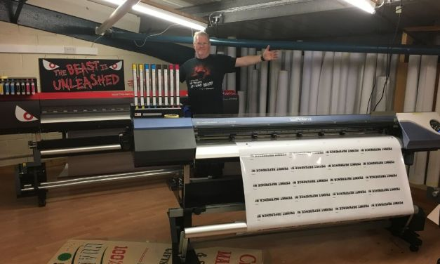 Roland delivers for Classic Print!