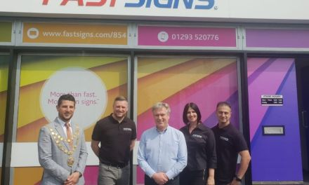 New ownership for Fastsigns Cawley