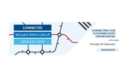 William Smith to host a Connected Open Day