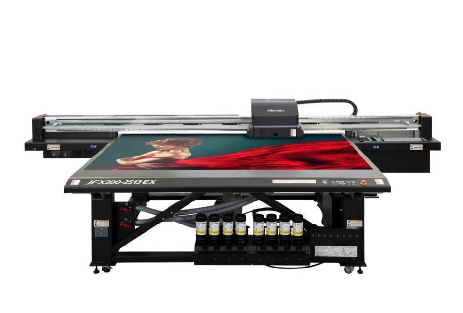 Mimaki's JFX200 printer to make its debut