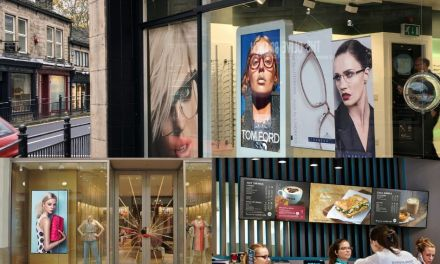 Signs Express introduces digital signage