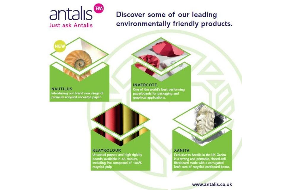 Antalis to focus on sustainability