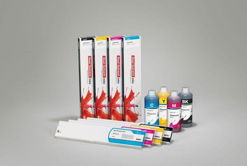 InkTec extends its inks for Mimaki JV33 printers