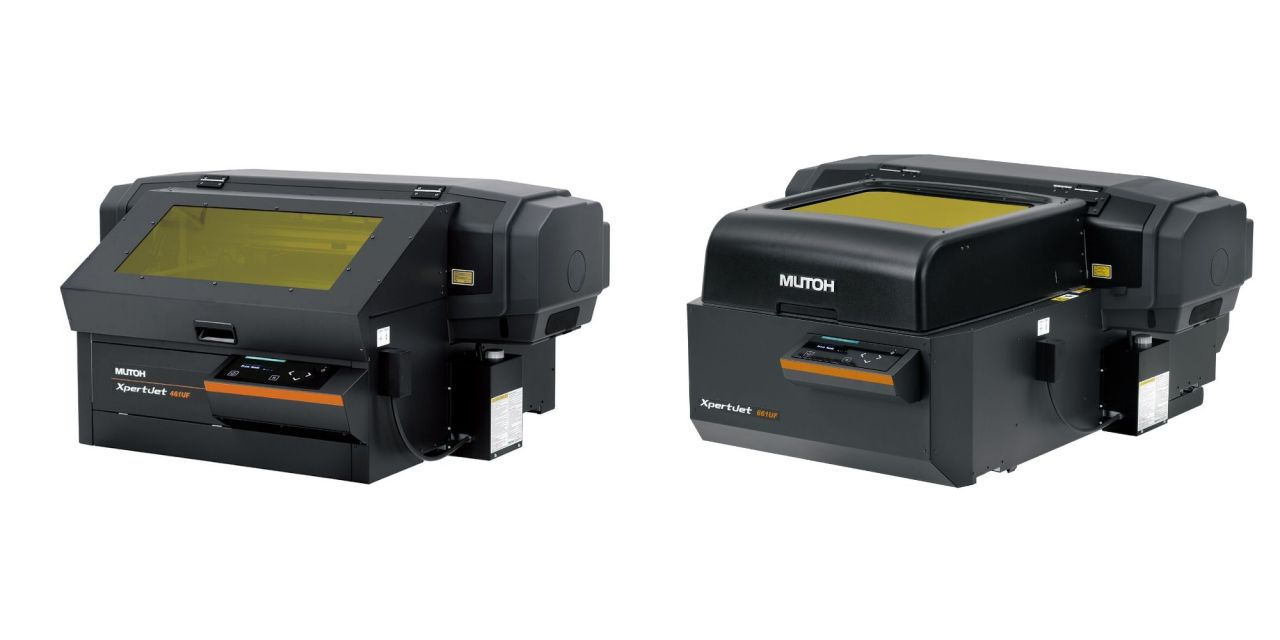 Mutoh expands its small format printer range