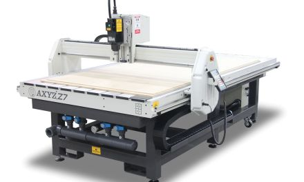 Old School Fabrications selects perfect entry-level router