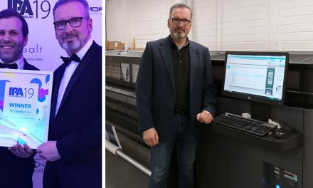 SL Graphics uses HP Latex to win IPA 2019 Award