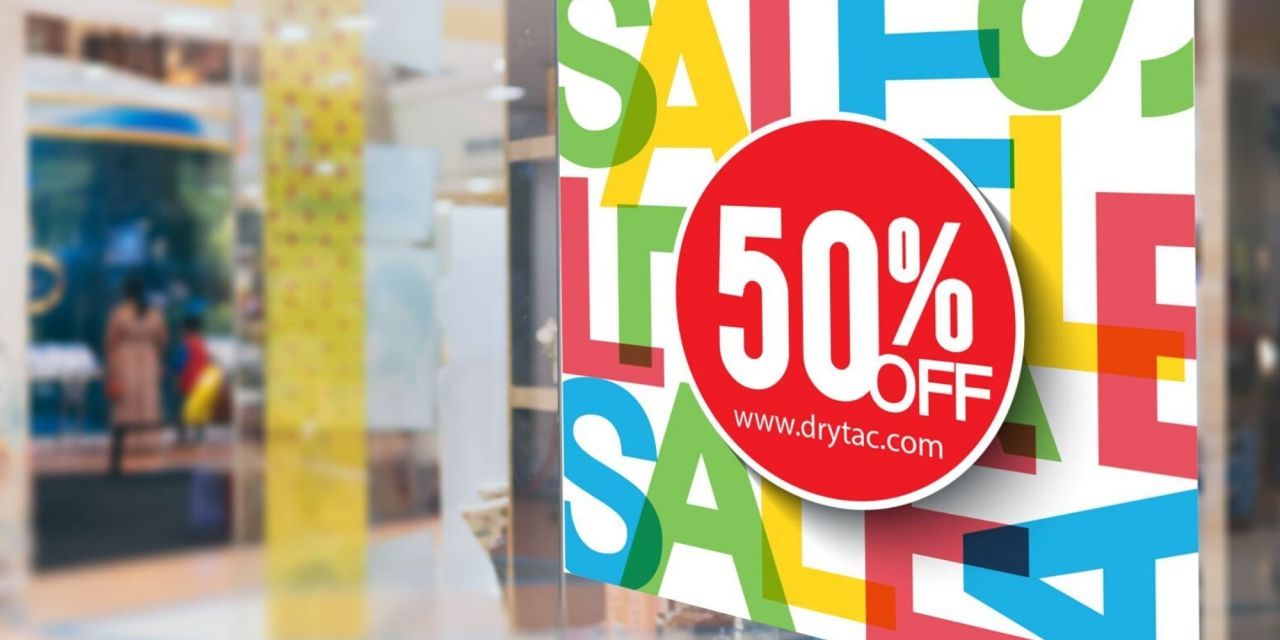 Drytac adds extra opacity to window graphics