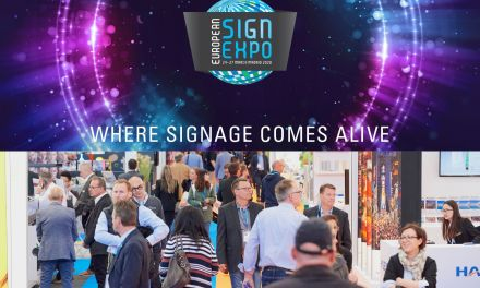 Signage comes to life at European Sign Expo 2020