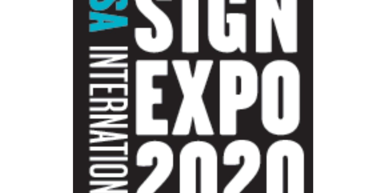 ISA Sign Expo 2020 postponed until August