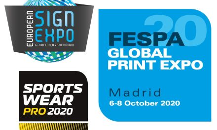 FESPA Global Print Expo 2020 to take place in October