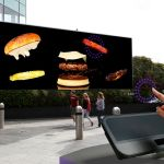 Ocean Outdoor introduces touchless advertising screens
