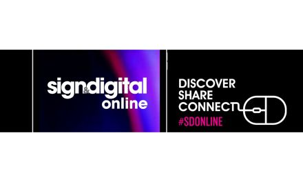 Sign & Digital online's first session is scheduled