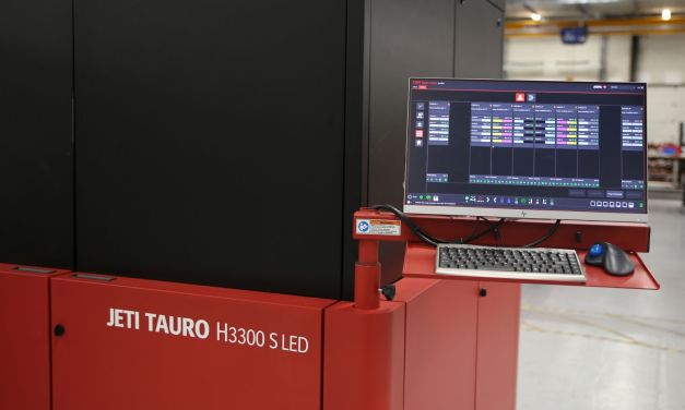 Agfa releases an upgradeable version of the Jeti Tauro